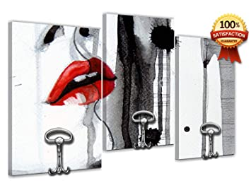 Perchero Perchero de Pared Moderno cm 60 x 90 (cm Paneles cm ...