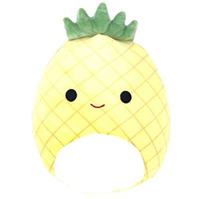 Squishmallows Juicy Pineapple Plush 8 inch: Toys & Games