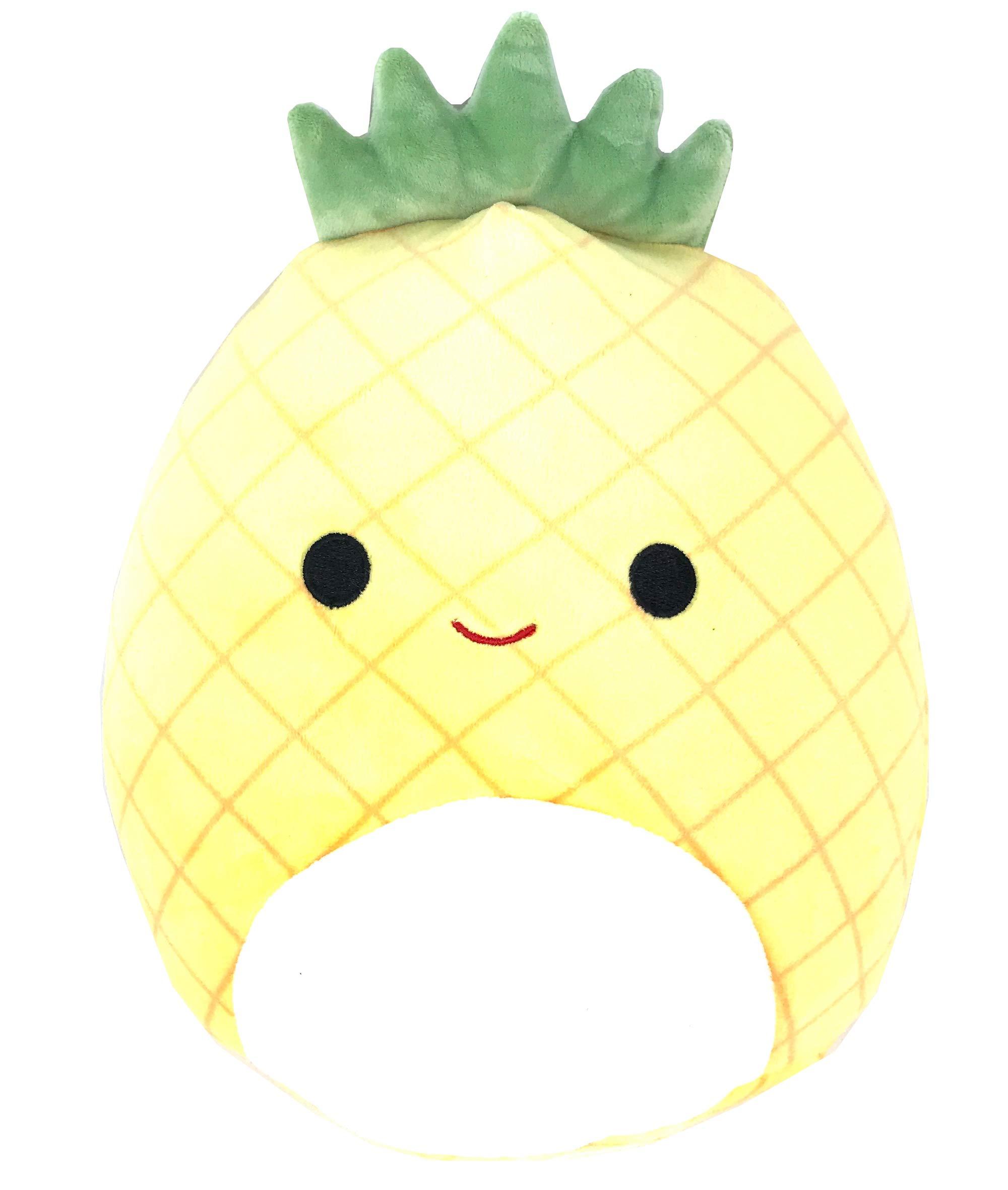 Squishmallow Maui The 12 Pineapple Fruit Super Soft Plush Toy Pillow Pal Buddy Stuffed Animal Birthday Gift