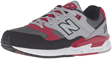 new balance 530 men's grey