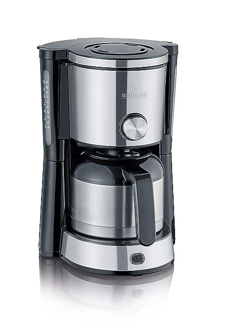SEVERIN KA 4845 Cafetera Type Switch para filtros de Café Molido ...
