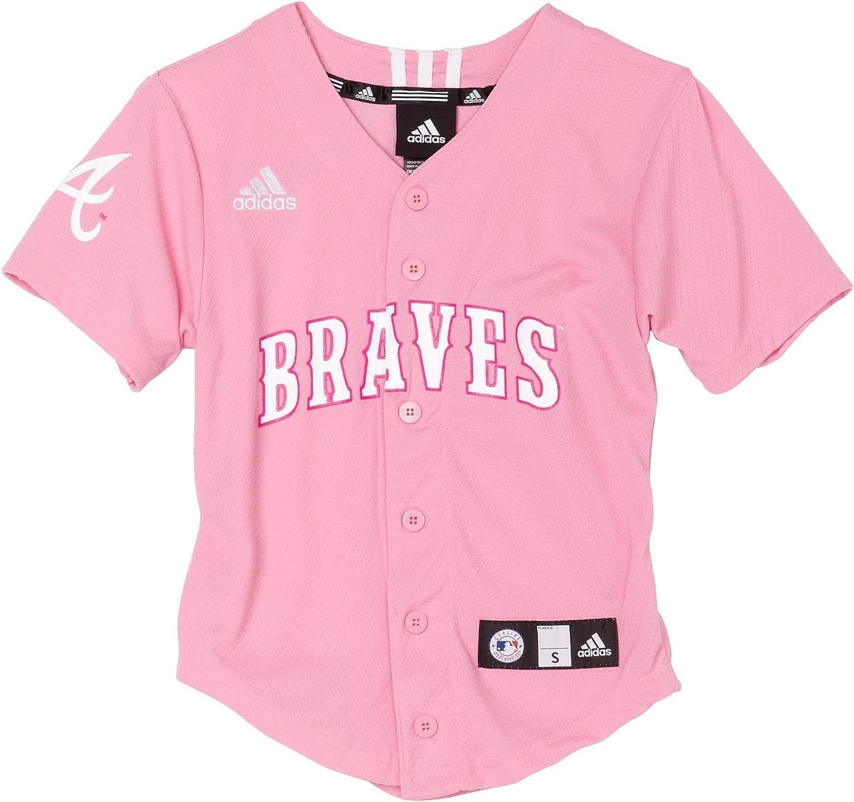 girls braves jersey online