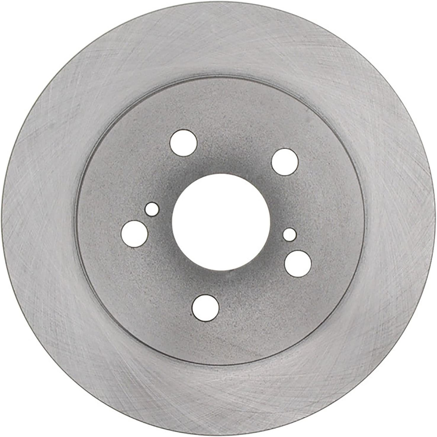 ACDelco 18A2635AC Advantage Coated Rear Disc Brake Rotor