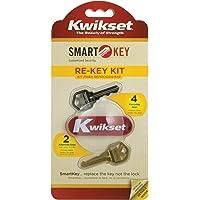 Kwikset 83262-001 SmartKey Re-keying Kit REKYG KIT CP SMT KW