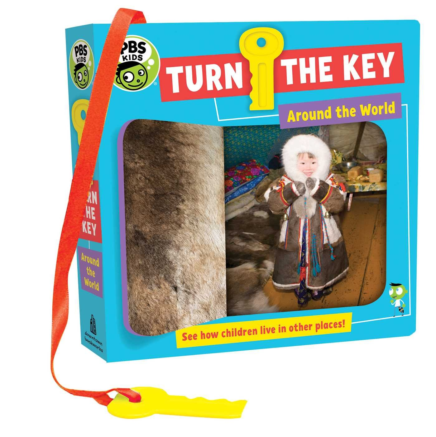Download Turn the Key: Around the World (PBS Kids) pdf