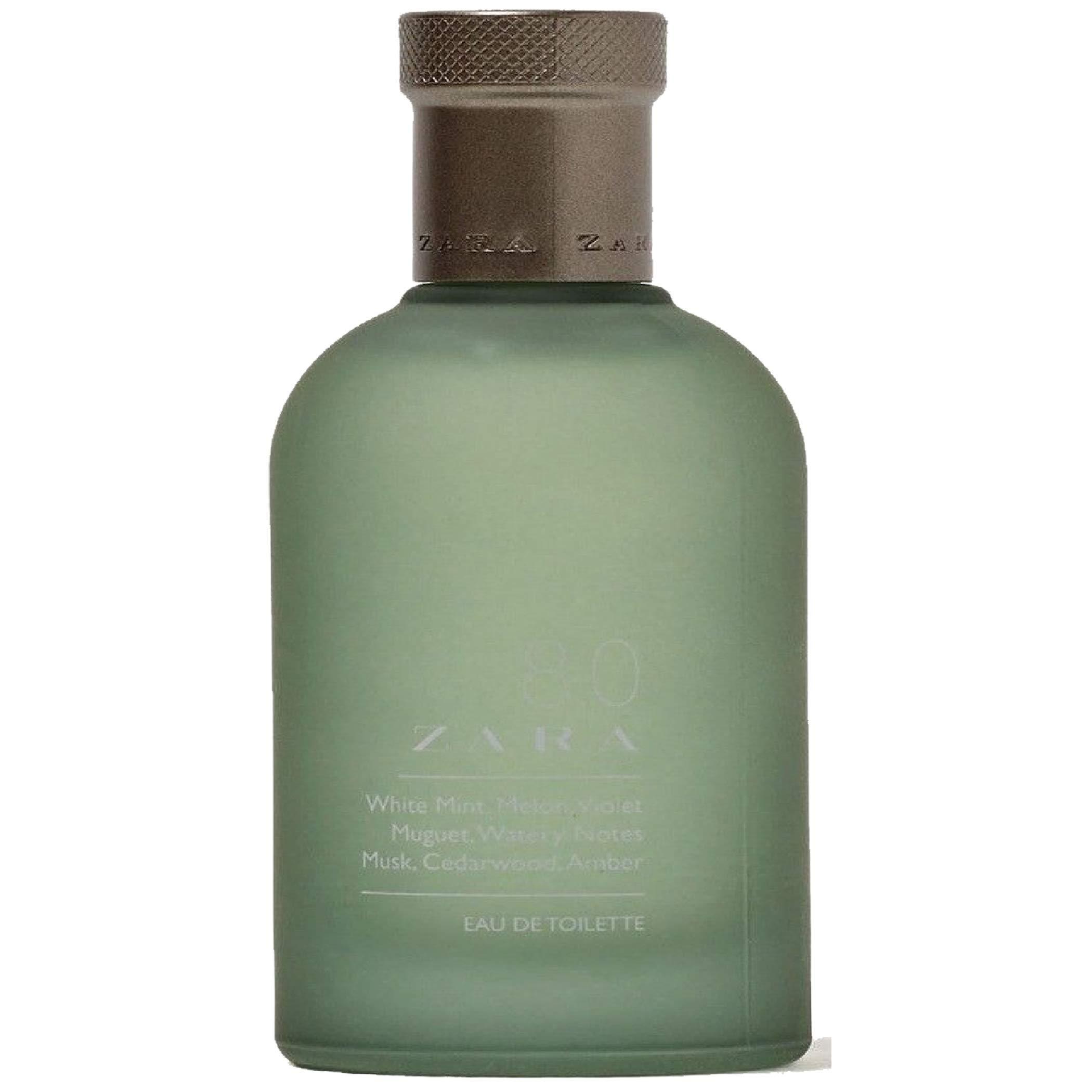 Zara 8.0 Eau De Toilette 3.4 fl.oz.