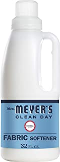 product image for Mrs. Meyer's Fabric Softener, Bluebell, 32 Fluid Ounce