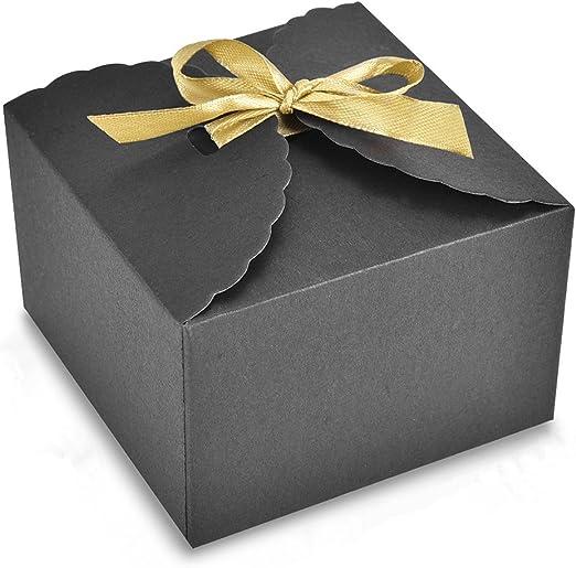 24 cajas de papel kraft para manualidades de Syndecho, caja de ...