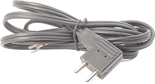 Singer Power Lead Cord Fits Singer Models 401 403 404 3 Pin Plug 6 Feet Replace