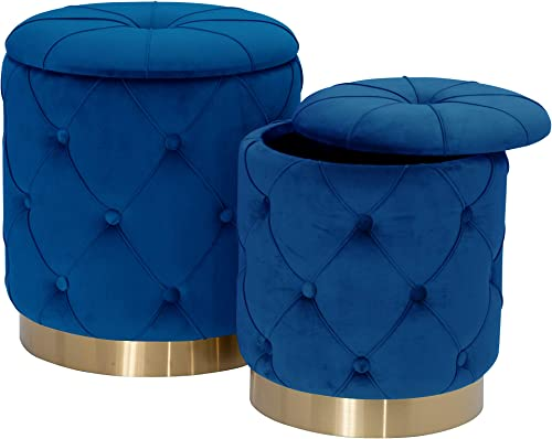 Reviewed: Best Quality Furniture Ottoman