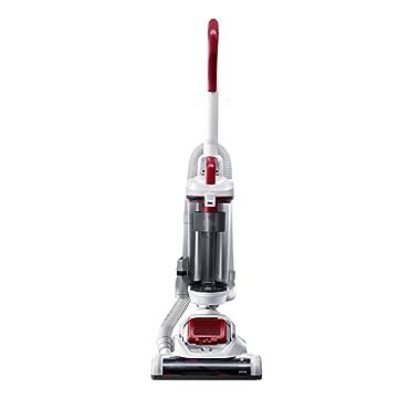 Black & Decker Ultra Light Weight BDASP103 AIRSWIVEL Lightweight Upright Cleaner, Pet Vacuum, White