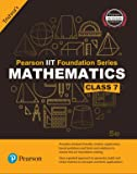 Pearson IIT Foundation Maths Class 7 (Old Edition)