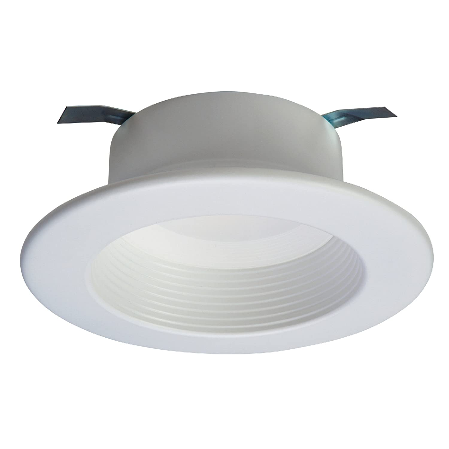 Recessed Lighting HALO RL4069BLE40AWH Smart Bluetooth LED Recessed Light, White - - Amazon.com