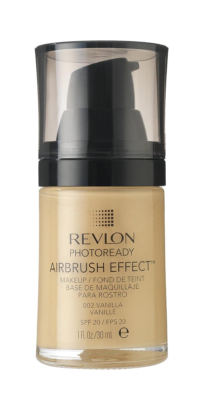 Revlon Photoready Airbrush Effect Make Up SPF20 30ml - 002 Vanilla REVCOSC73918020