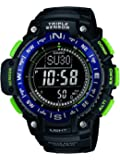 Casio Collection – Reloj Hombre Digital con Correa de Resina – SGW-1000