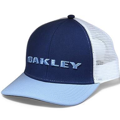 Oakley - Gorra de béisbol - para hombre Azul azul: Amazon.es: Ropa ...