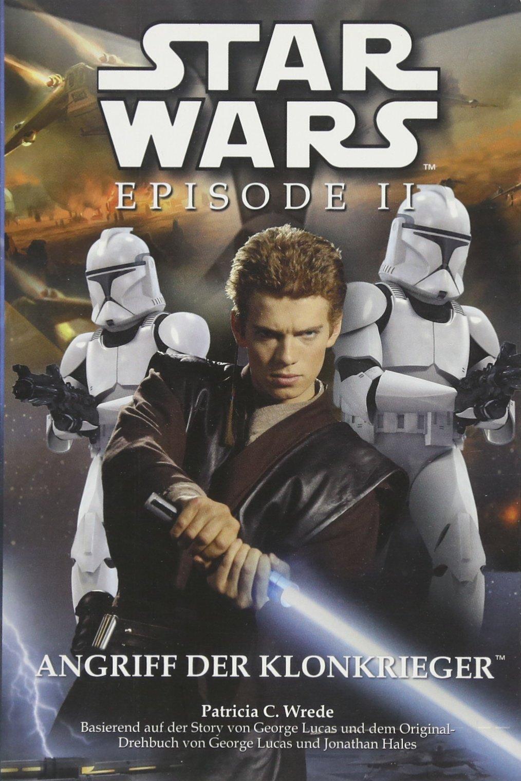 Star Wars: Episode II, Jugendroman zum Film: Angriff der Klonkrieger