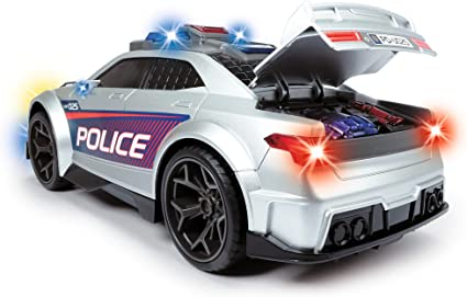 Dickie 203308376 Police Car Toy Vehicle, Multicolor