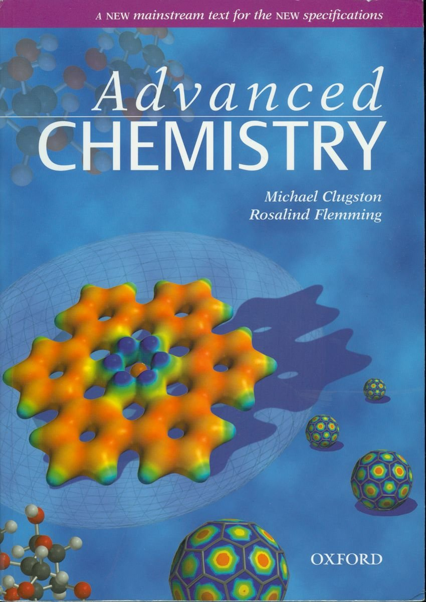A Level Chemistry Textbook Pdf