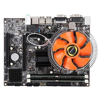 Amazon.com: Placa base ASHATA para Intel G41, placa base de ...