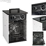 TROTEC TDS 20 Chauffage soufflant électrique 3,3 kW