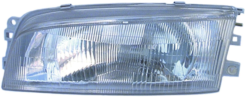 Dorman 1590897 Driver Side Headlight Assembly For Select Volkswagen Models