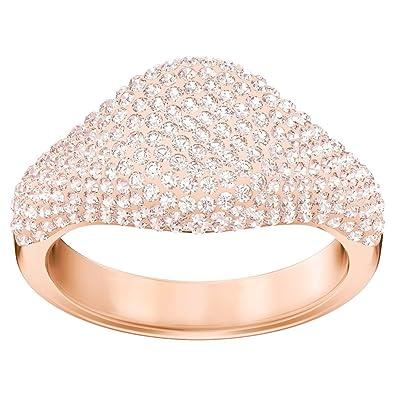 3750099fe8bf Swarovski - Anillo de mujer Stone metal Swarovski cristales ...