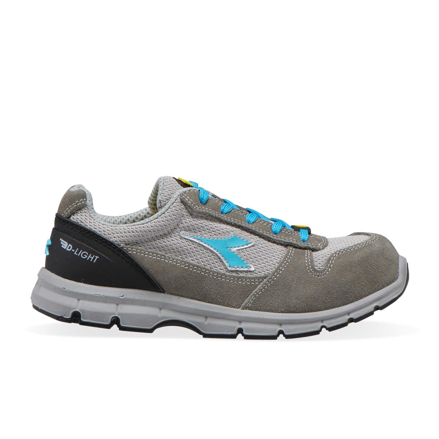 C8311 - Castlerock-scuba bluee Utility Diadora - Low Work shoes Run II Text ESD Low S1P SRC ESD for Men and Women IT 45