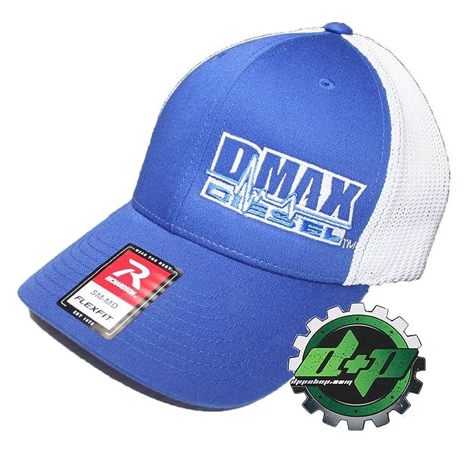 Amazon com: Duramax Diesel Richardson 110 DMAX Truck hat