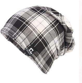 Boomly Damen Turban Hut Drucken Kopfbedeckung Chemotherapie Hut Absicherungskappe Slouchy Beanie Schal Elastisch Haarwickel Für Krebs, Chemotherapie, Haarausfall