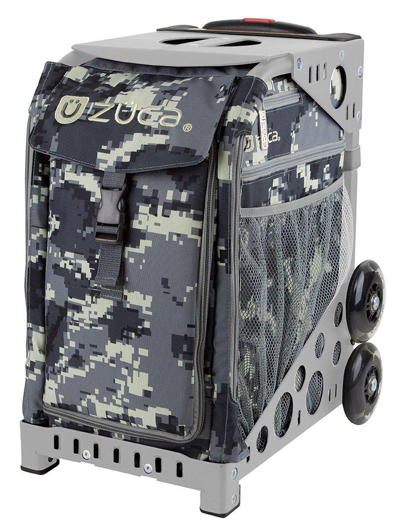 ZUCA Bag Anaconda Insert & Gray Frame w/ Flashing Wheels