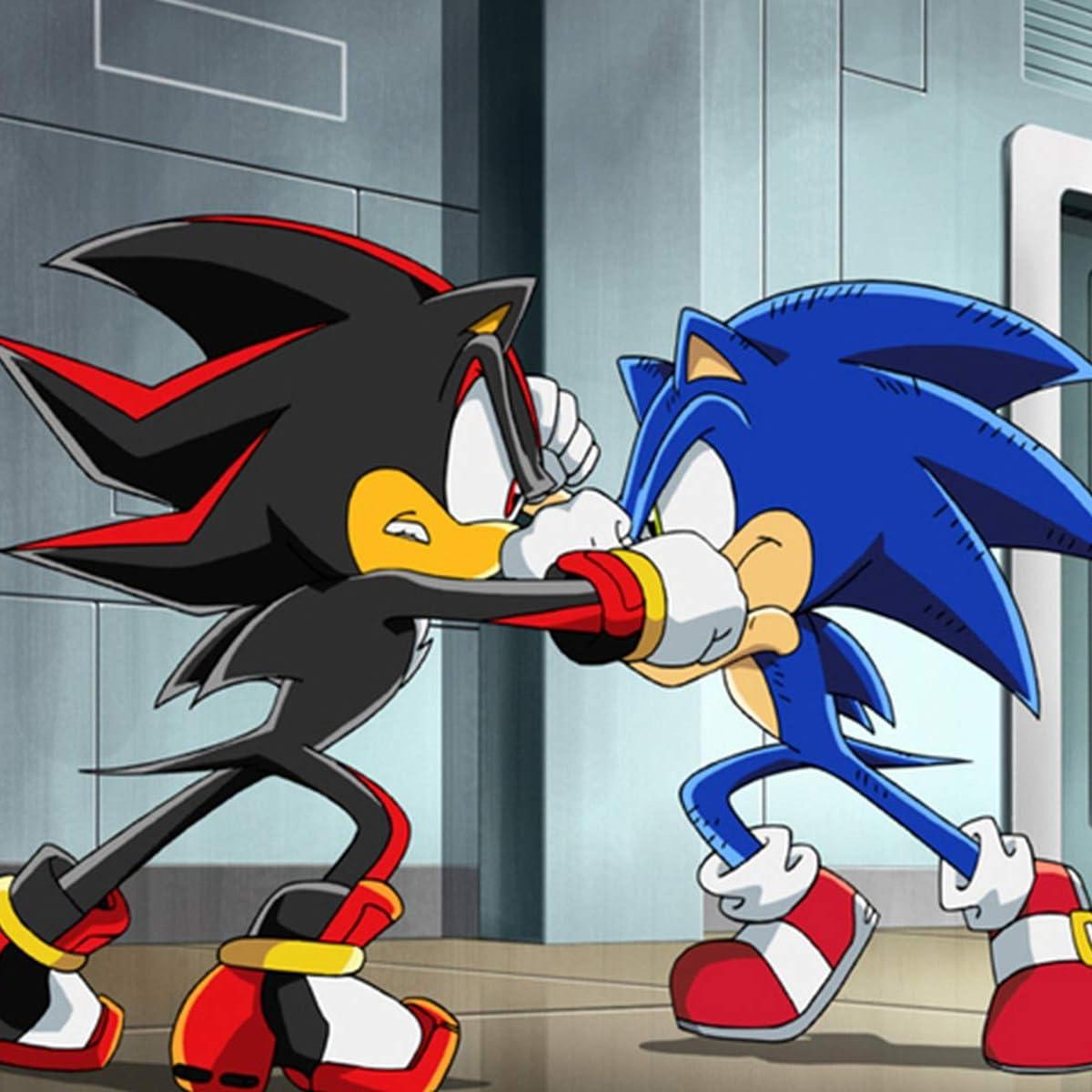 ソニック ザ ヘッジホッグ Sonic The Hedgehog Ipad壁紙 シャドウ