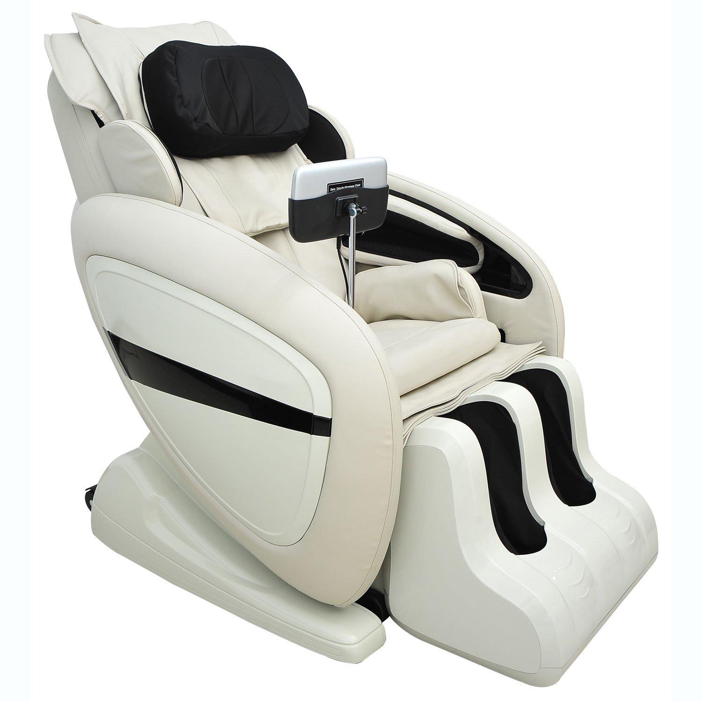 Hom Luxury Reclining Leather Massage Chair Automatic Zero