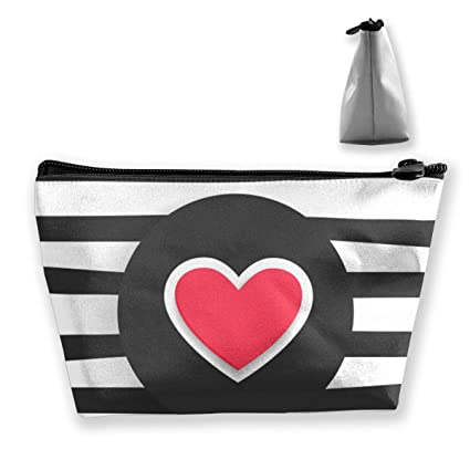 96ceefb388ce Amazon.com: CAClifestyle Trendy Background with Heart Shape Storage ...
