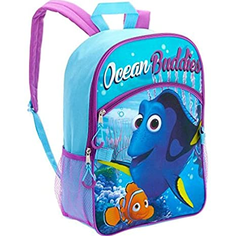 c299b342b59 disney Pixar Finding Dory Backpack and nemo Insulated Lunch Bag - Kids   Amazon.in  Computers   Accessories