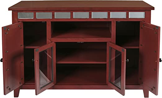 New Classic Gable 48 Red End Unit
