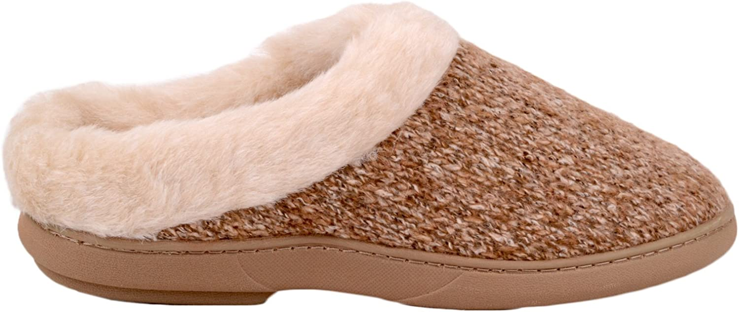 Absolute Footwear , Chaussons pour Femme Beige