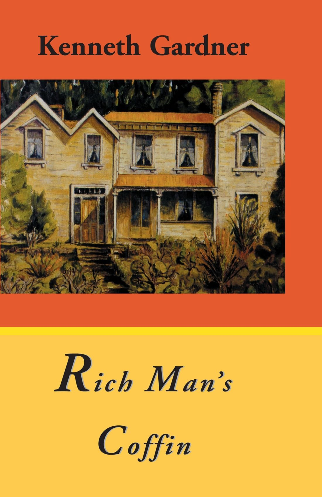 Read Online Rich Man's Coffin: The Legend of Black Jack White, An American Slave in New Zealand ebook