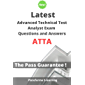 Latest Advanced Technical Test Analyst ATTA Exam Questions and Answers: Valid Exam Preparation Guide (English Edition)