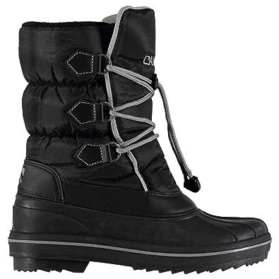 1d446cf6c1e Campri Unisex Kids Juniors Snow Boots Waterproof Adjustable  Amazon.co.uk   Shoes   Bags