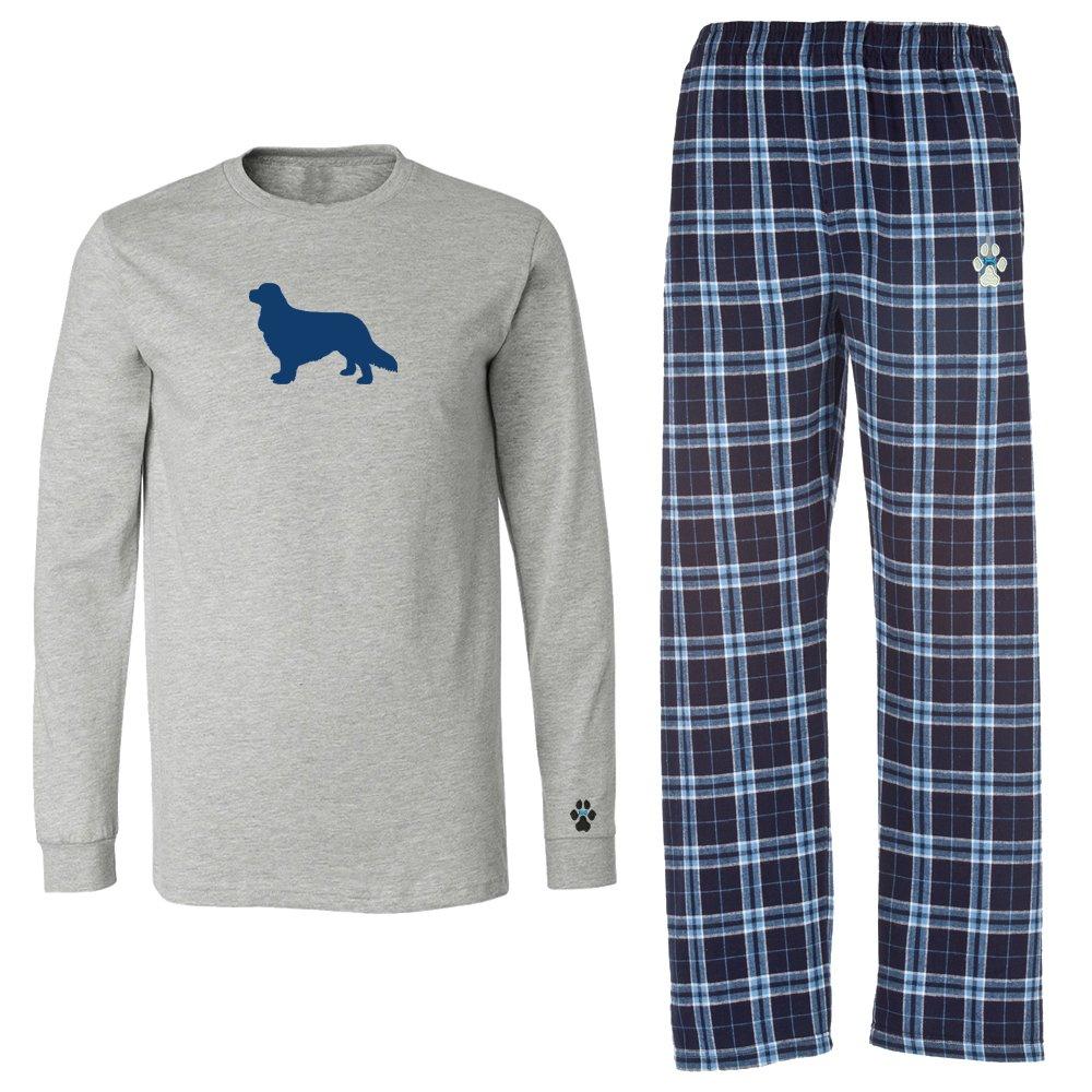 Cavalier Mens Flannel Pajamas.