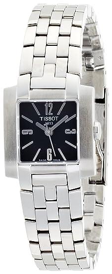 Tissot Reloj Analógico para Mujer de Cuarzo con Correa en Acero Inoxidable 7611608201527