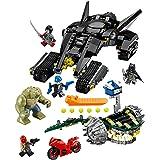 LEGO® DC Comics Super Heroes Batman™: Killer Croc™ Sewer Smash 76055 Superhero Toy