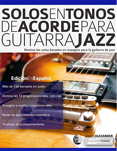 Continuidad armónica para guitarra jazz guitarra de jazz: Amazon ...