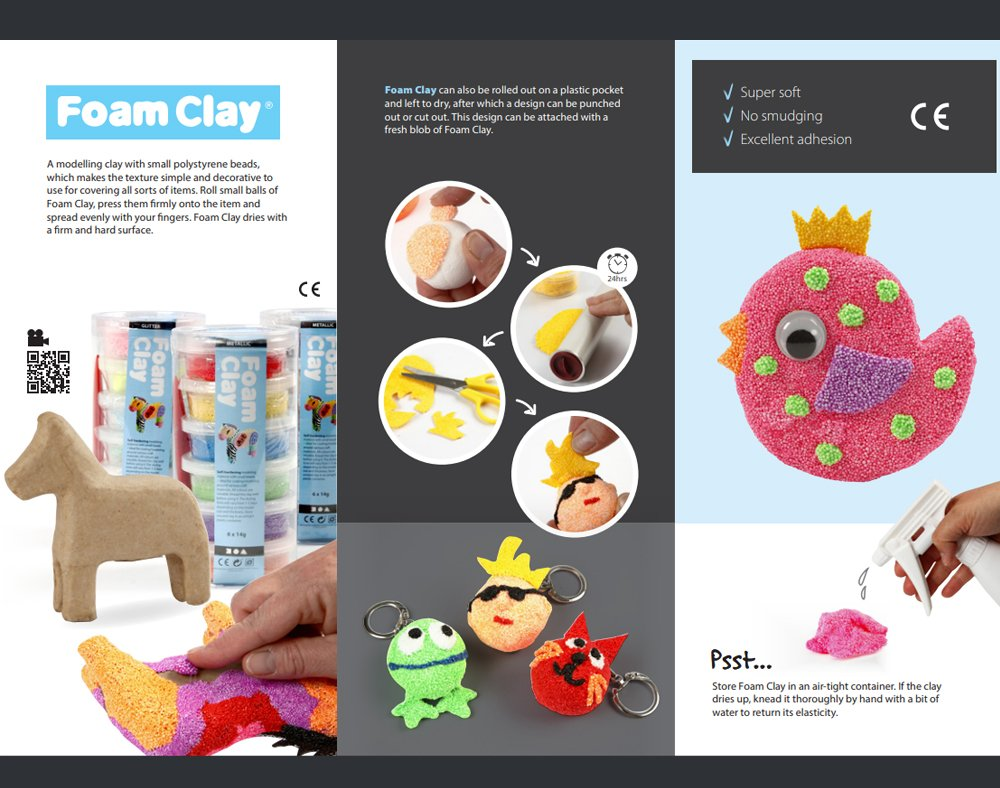 "CREOTIME /""SILK CLAY/"" D.I.Y TEDDY EASY KIT GREAT CHILDRENS CRAFT GIFT IDEA"
