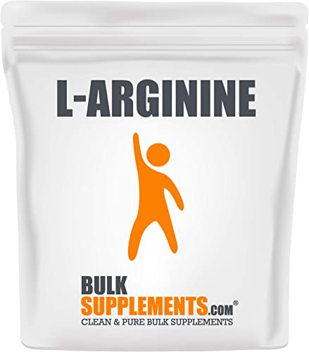 BulkSupplements L-Arginine Base Powder 1 Kilogram