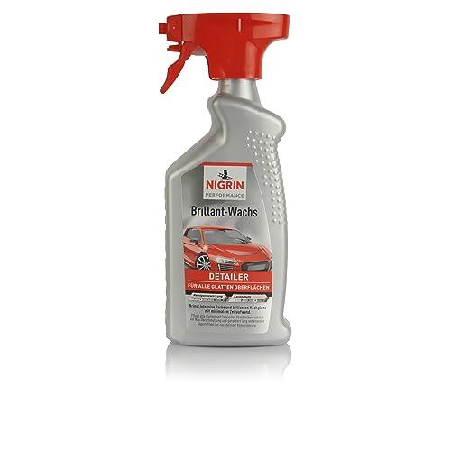 Nigrin 72975 Brillant-Wachs Turbo 500 ml