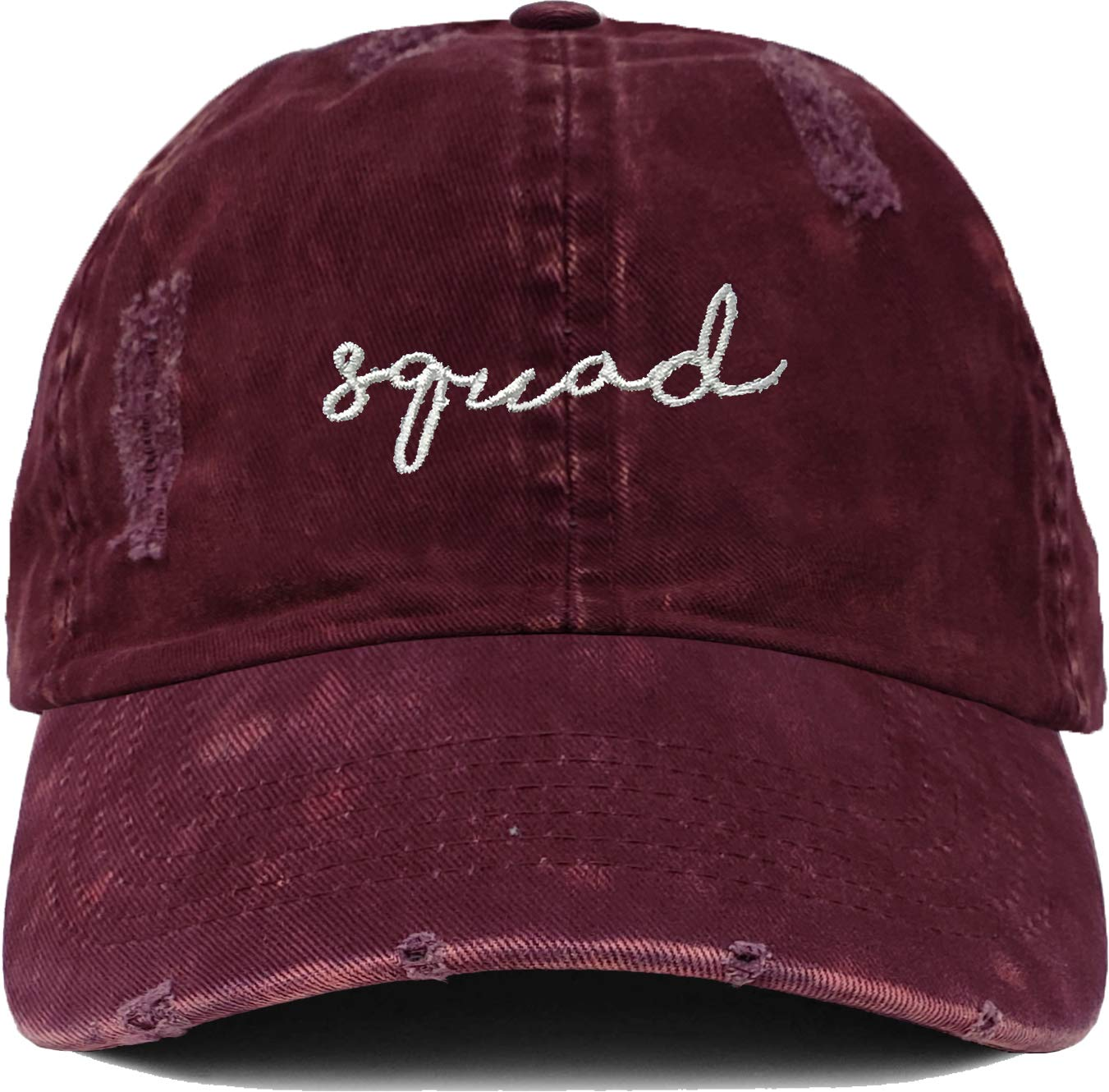 75f6b6dd06bdd2 Funky Junque Dad Hat Unisex Cotton Low Profile Distressed Vintage Baseball  Cap product image