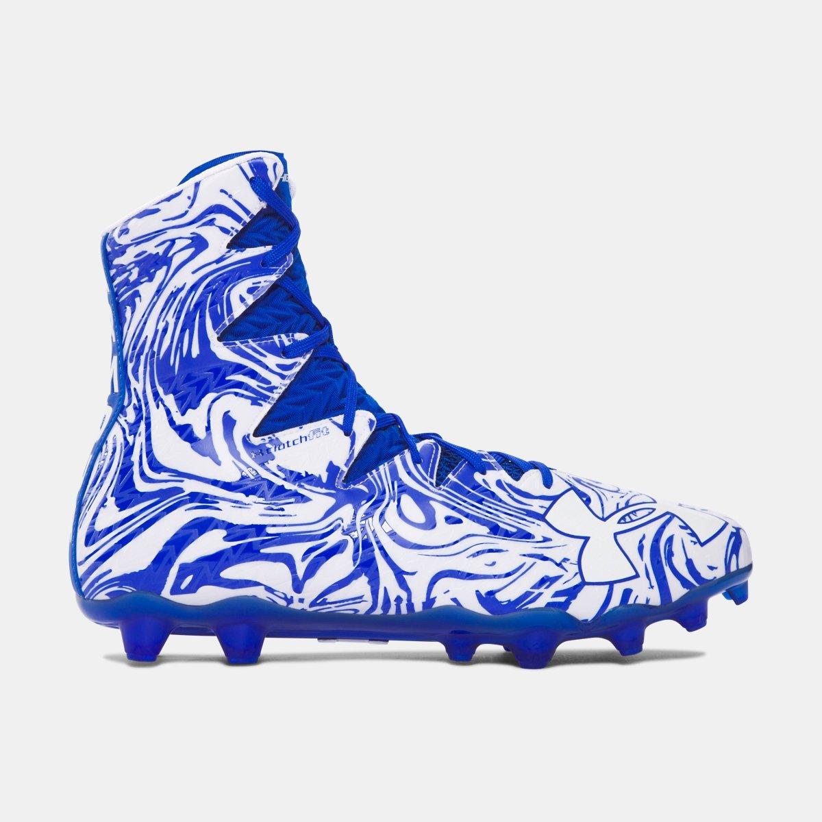 [アンダーアーマー] UNDER ARMOUR メンズ UA Highlight Lux MC Football Cleats カジュアル 13(31cm) [並行輸入品] B074WLBZLS