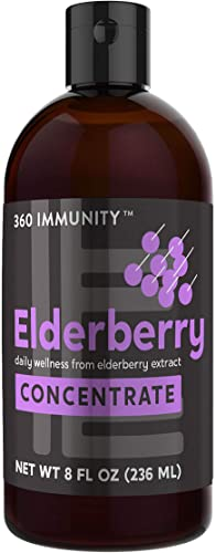 Elderberry Concentrate Elderberry Extract